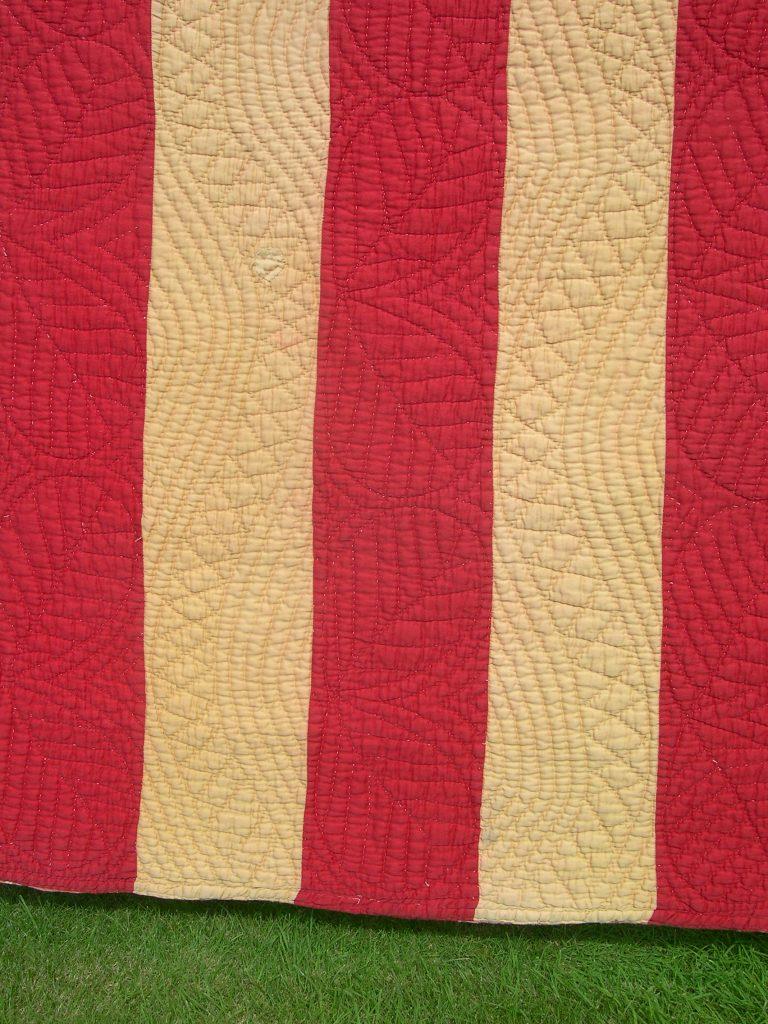 Strip quilting designs