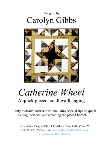 Catherine Wheel pattern