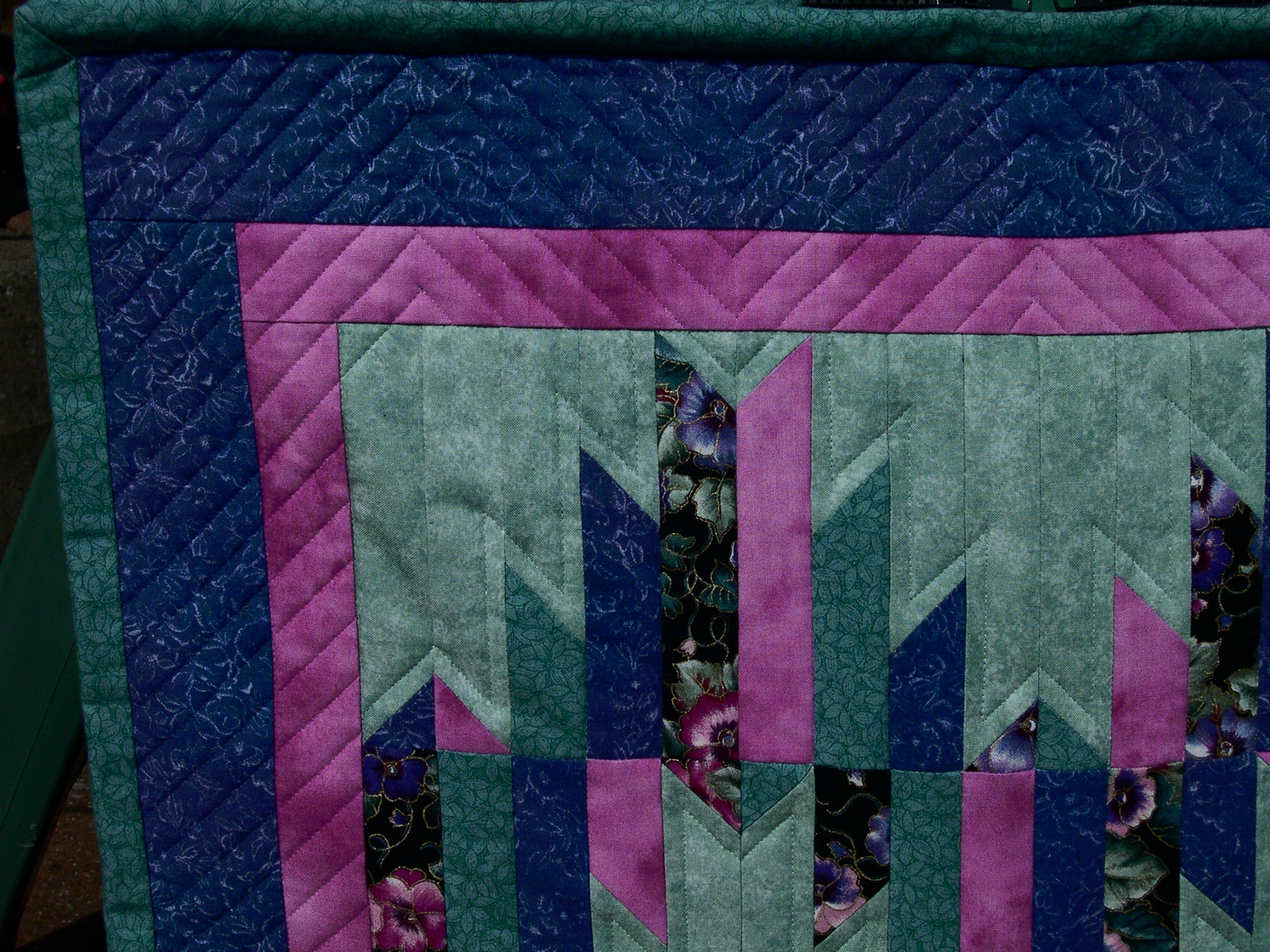 Quilter S Holdall Carolyn Gibbs Quilts