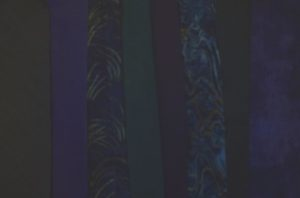 Various dark blu/purple fabrics